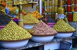 שוק מרוקאי לאירוע
